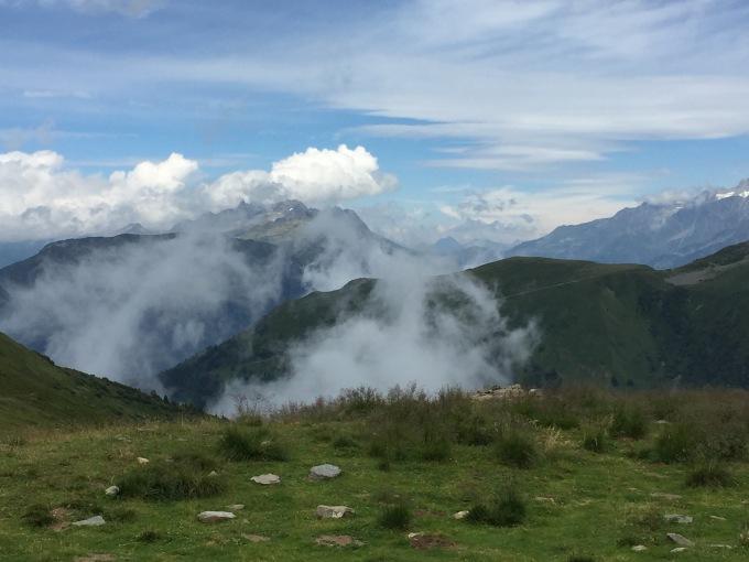 The Tour Du Mont Blanc… WellAlmost